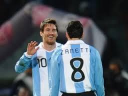 Zanetti: Mam nadzieję, że Messi wygra Złotą Piłkę