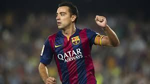 Xavi blisko pobicia rekordu Raúla