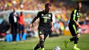 Alba z największą liczbą minut w reprezentacji Hiszpanii w 2014 roku