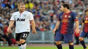 Scholes: Barcelona i Messi wyglądają na znudzonych