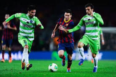 Zapowiedź meczu: Getafe CF – FC Barcelona. Iść dalej do przodu