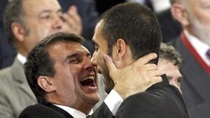 Laporta chce Guardiolę jako dyrektora sportowego