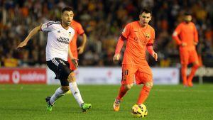 Klub odwoła się od kartki dla Messiego