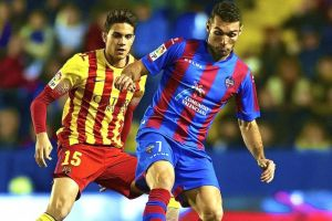 SD Huesca – FC Barcelona; Składy