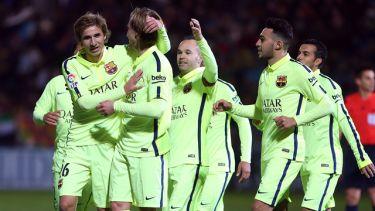 Zadanie wykonane: SD Huesca – FC Barcelona 0:4