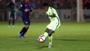 Edgar Ié debiutuje w pierwszym zespole
