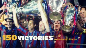 150. zwycięstwo w Lidze Mistrzów