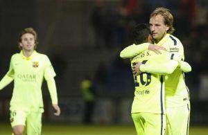FC Barcelona – SD Huesca; Składy