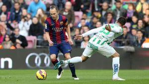Iniesta: Cel osiągnięty