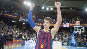 Mario Hezonja, FC Barcelona, Real Madryt