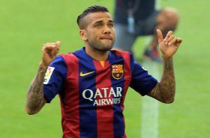 Dani Alves, FC Barcelona