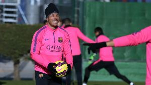 Adriano, FC Barcelona