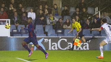 FC Barcelona B – Albacete: Porażka podczas burzy (1:2)