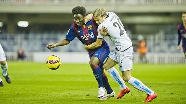 FC Barcelona – CD Mirandés: Kreacja gry bez powodzenia (1:3)
