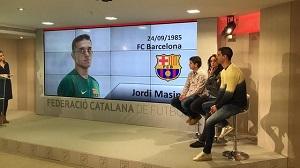 Dziewięciu zawodników Barçy powołanych do reprezentacji Katalonii