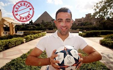 Xavi: Odejście z Barçy byłoby wielkim błędem