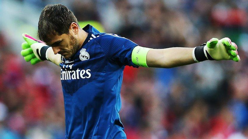 Casillas: Nie chciałbym transferu Messiego