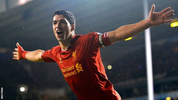 Liverpool pamięta o urodzinach Suáreza