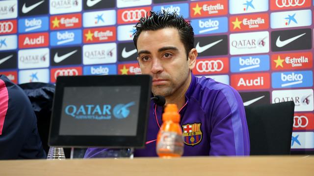Xavi: Jesteśmy w dobrym momencie i musimy to wykorzystać