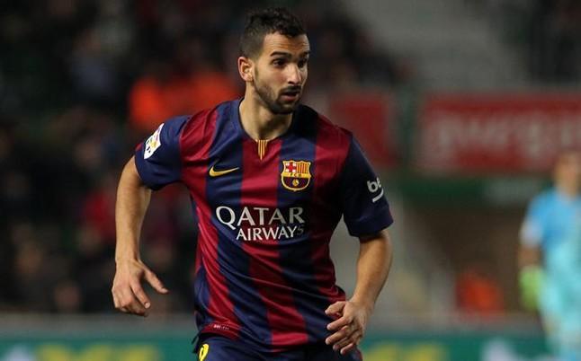 Martín Montoya zostanie w Barcelonie