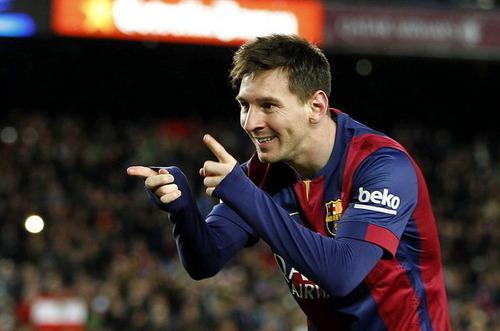 Messi najdroższy na świecie