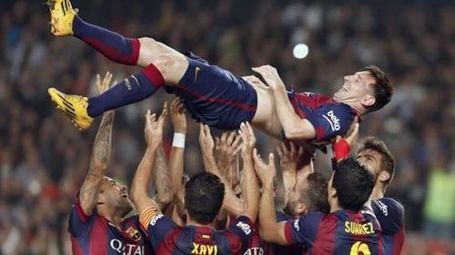 La Liga uhonoruje Messiego w niedzielę