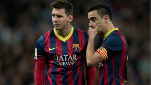 Xavi: Jeśli nie zrozumiesz się z Messim, to nie jesteś dobrym piłkarzem