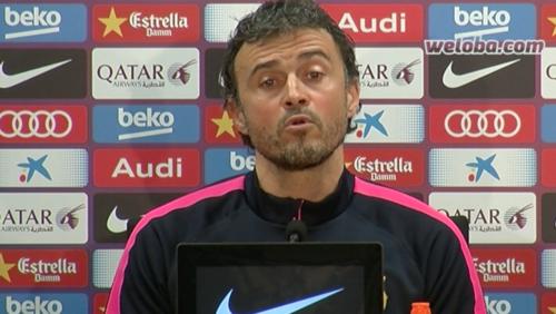 Enrique: Musimy być agresywni by pokonać Atlético