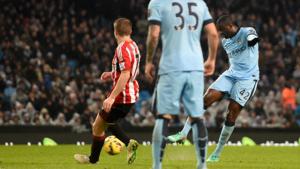 Manchester City liderem Premier League