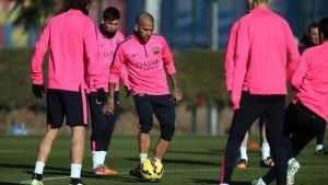 Alves z pozwoleniem na grę