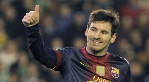 Leo Messi, FC Barcelona, Michał Woszczyło