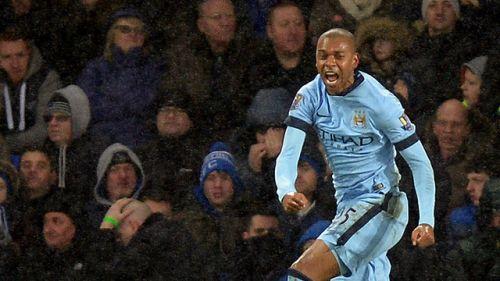 Manchester City remisuje z Evertonem