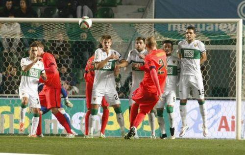 Premierowy gol Mathieu
