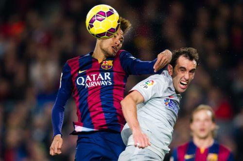 Diego Godín nie zagra w rewanżu
