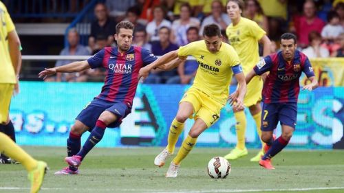 Villarreal rywalem w półfinale Copa del Rey
