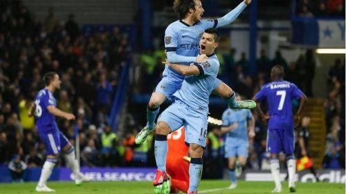 Manchester City remisuje z Chelsea
