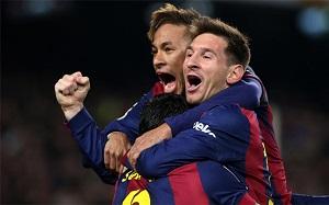 Messi i Neymar w pościgu za Cristiano o trofeum Pichichi