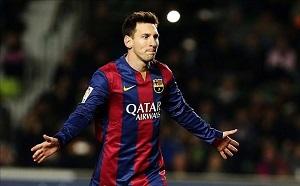 Messi przegonił Puskása