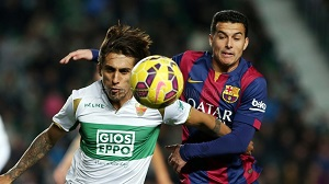 Pedro: Gra z Messim i Neymarem to zaszczyt