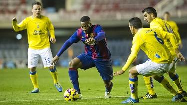 FC Barcelona B – UD Las Palmas: Zwycięstwo lidera na Miniestadi (0:2)