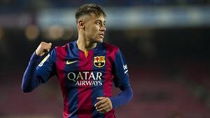 Neymar: Jestem bardzo zadowolony z tego, jak rozegraliśmy mecz