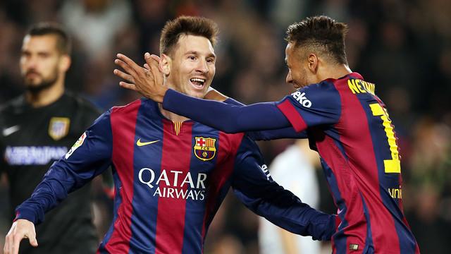 Trudna przeprawa: FC Barcelona – Atlético Madryt 1:0