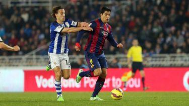 Szansa zmarnowana: Real Sociedad – FC Barcelona (1:0)