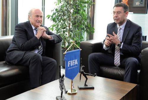 Plan Bartomeu przeciwko FIFA