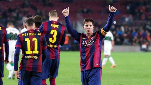 Dobra zaliczka: FC Barcelona – Elche CF 5:0