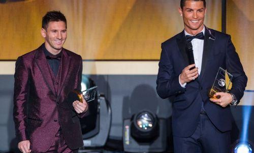 Messi: Ronaldo zasłużył na wygraną