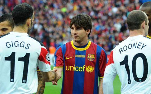 Manchester United śledzi sytuację Messiego
