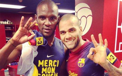 Abidal: Barça powinna przedłużyć kontrakt z Alvesem