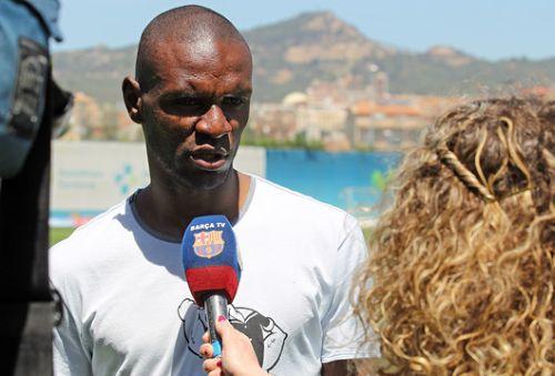 Éric Abidal i jego przyszłość w FC Barcelonie