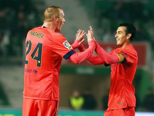 Awans potwierdzony: Elche CF – FC Barcelona (0:4)